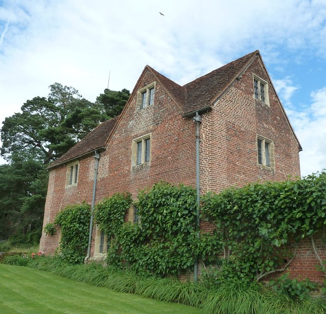 Grey's Court - The Cromwellian Barn