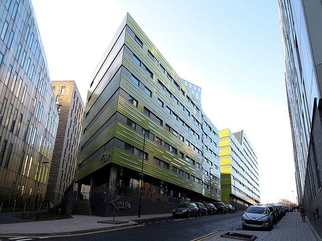 Pitt Street (east end)