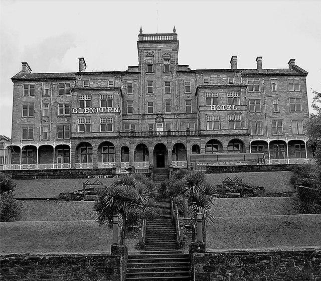 Glenburn Hotel Rothesay Menu