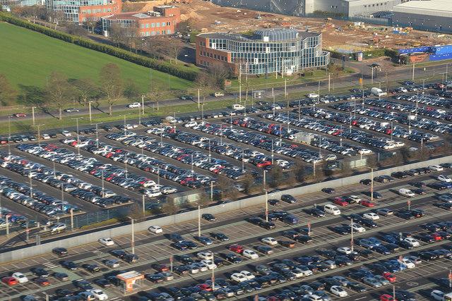 Gatwick Airport North Terminal Postcode >> London : Heathrow Airport - Car Park © Lewis Clarke ...