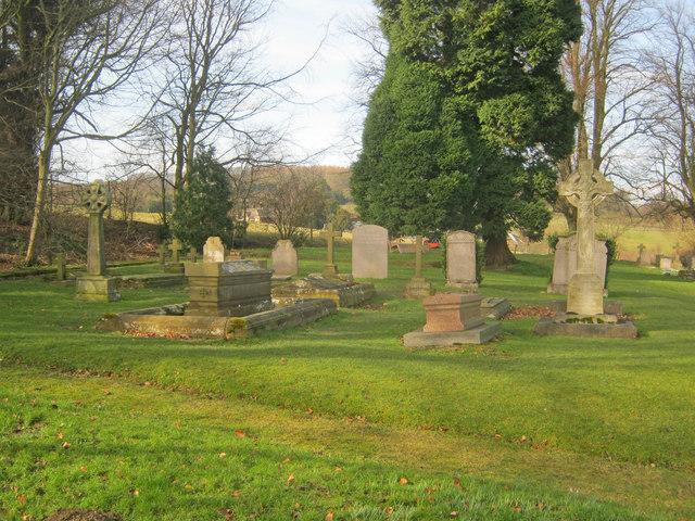 Cavendish Family Graves