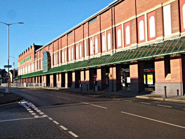 Walkden Street, Mansfield, Notts.