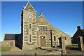NJ8863 : New Aberdour Village Hall by Anne Burgess