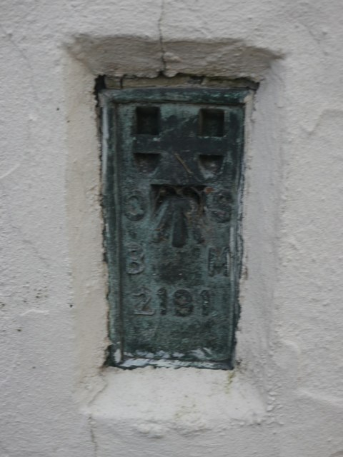 Flush Bracket OSBM 2191: Low Wood, Ivy Cottage