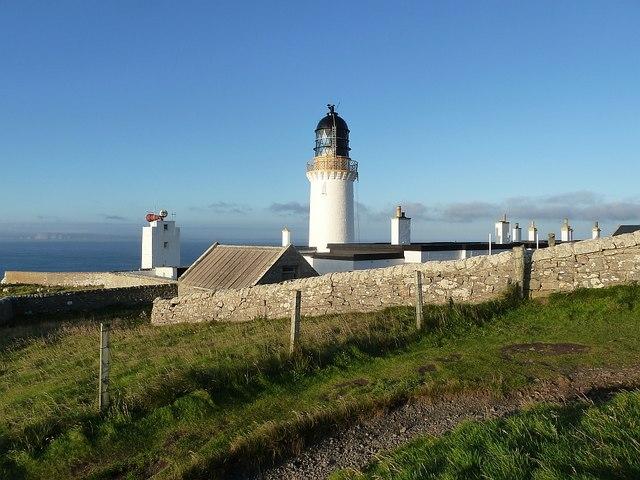 Dunnethead Lighthouse