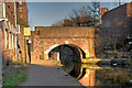 SJ8598 : Ashton Canal, Bridge#5 (Beswick Street) : Week 3