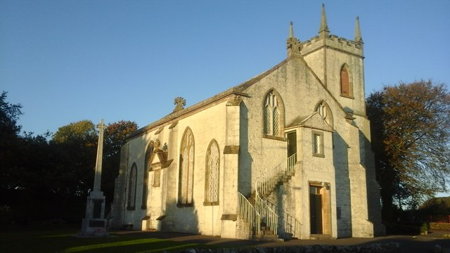 Kirkcowan Parish Church