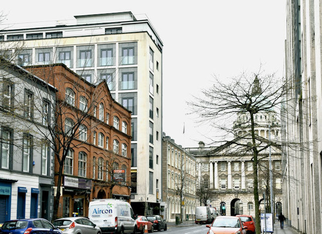 Buildings Use Existing Northern Ireland