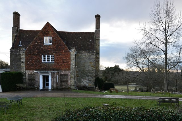 Penhurst Retreat Centre, formerly The Manor House