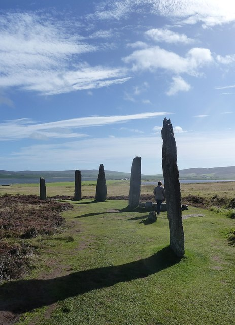 Stones of the Ring of Brodgar