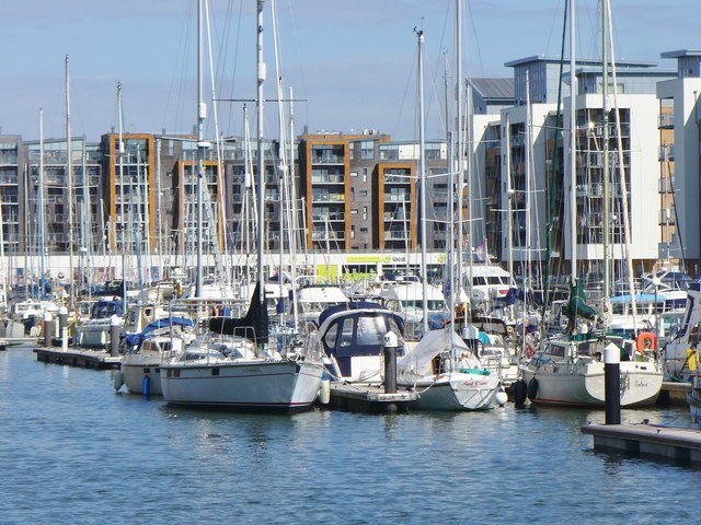 Portishead Marina © Colin Smith :: Geograph Britain and ...