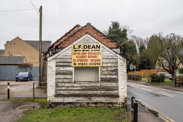 L.F.Dean & Sons Garage