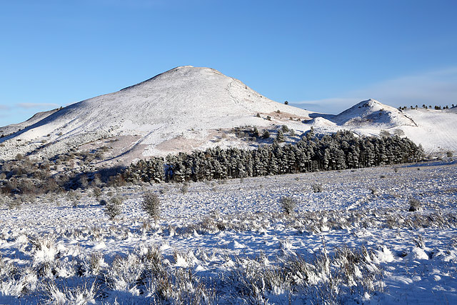 Bowden Moor from the B6359