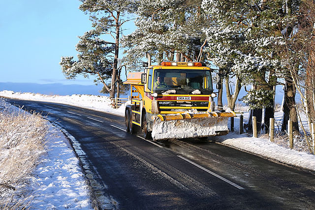 Keeping the roads open