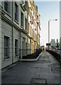 TQ2978 : On Vauxhall Bridge Road by John Sutton