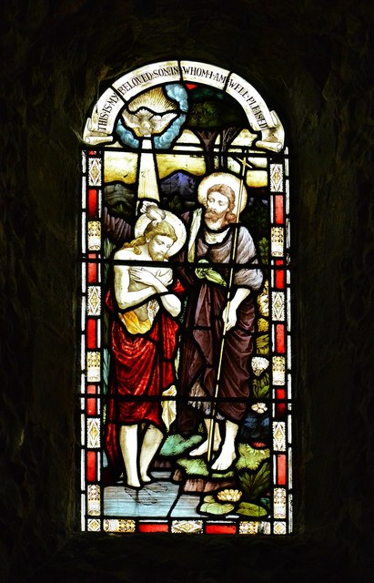 Westham, St. Mary's Church: Small south window
