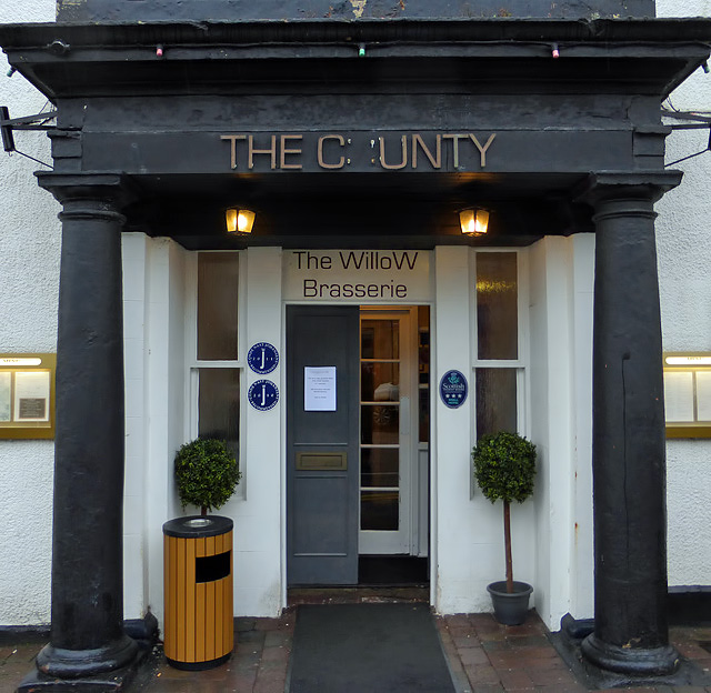 The C*unty Hotel, Selkirk