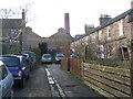 NT2675 : Shaw's Terrace by M J Richardson