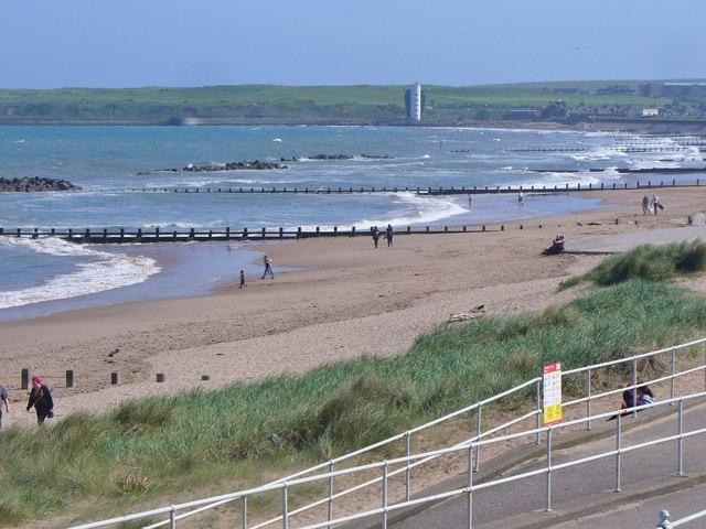 Aberdeen Beach Boulevard To Dales Park Peterhead