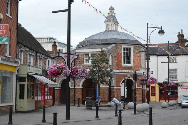 The Little Market House