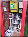 SK6911 : Barsby: defibrillator and library by Chris Downer