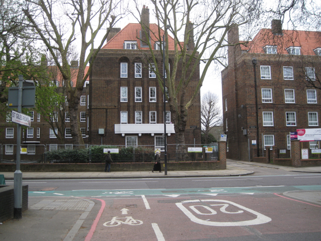a London house