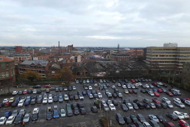 Clifford S Tower Car Park York Postcode