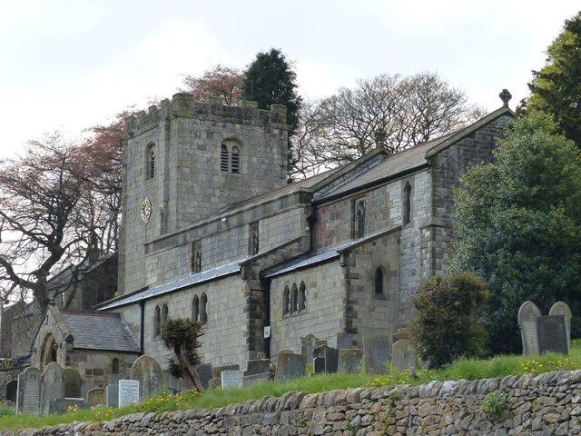 St James Church, Brassington