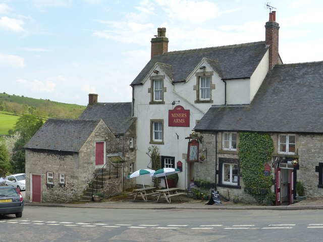 Miners Arms, Brassington