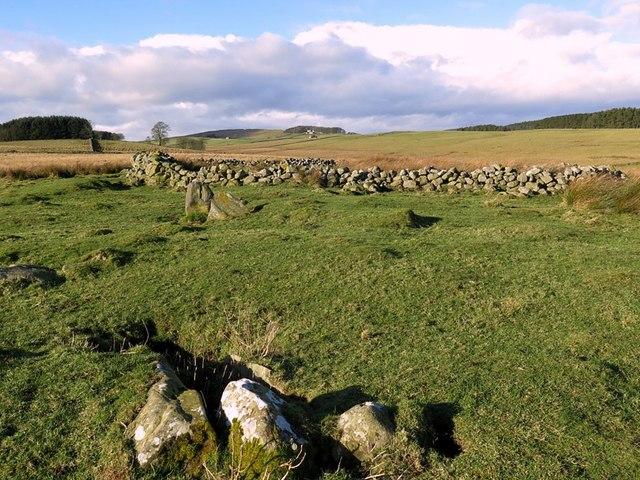 Sheepfold, Howden Hill
