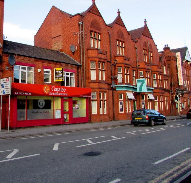 Indian Restaurant Nantwich Road Crewe