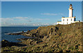 NS1907 : Turnberry Lightouse View : Week 6