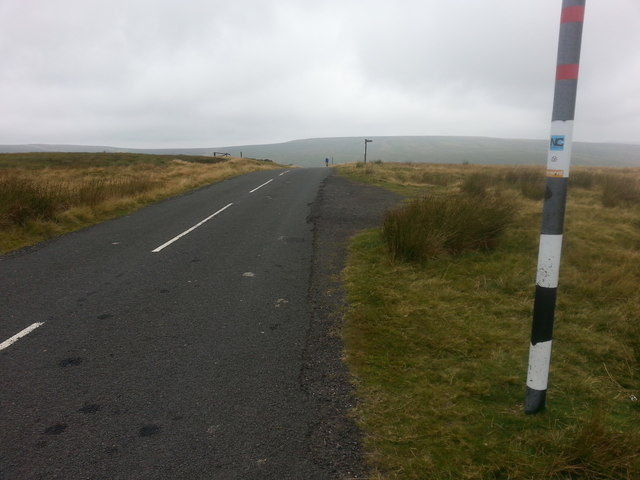 Road on Shivery Hill