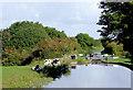 SJ6541 : Audlem Locks No 2 near Coxbank, Cheshire by Roger  Kidd