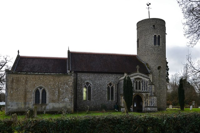 Gissing: St. Mary's Church