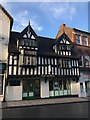 SJ8446 : Newcastle-under-Lyme: 14 and 16 High Street by Jonathan Hutchins