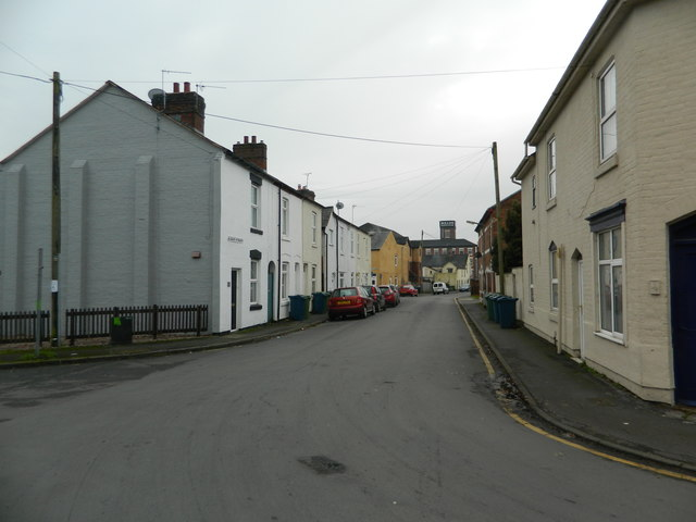 Marsh St, Stafford
