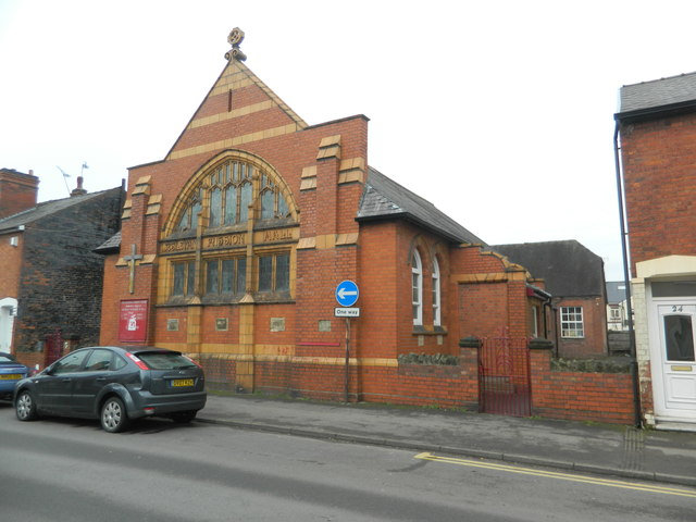 """The Church in Rowley Street"""