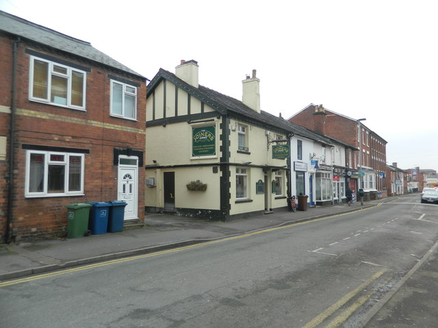 The Joiners Arms, Stafford