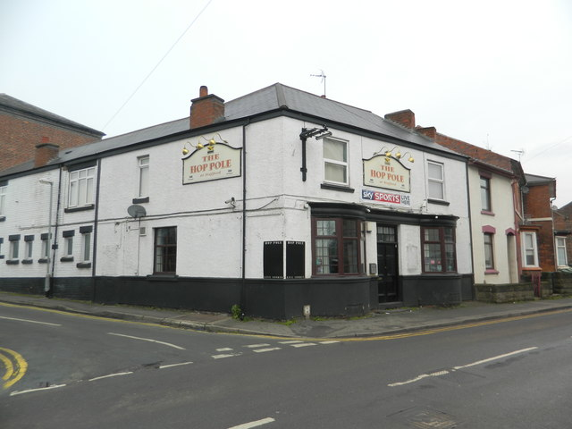 The Hop Pole, Stafford