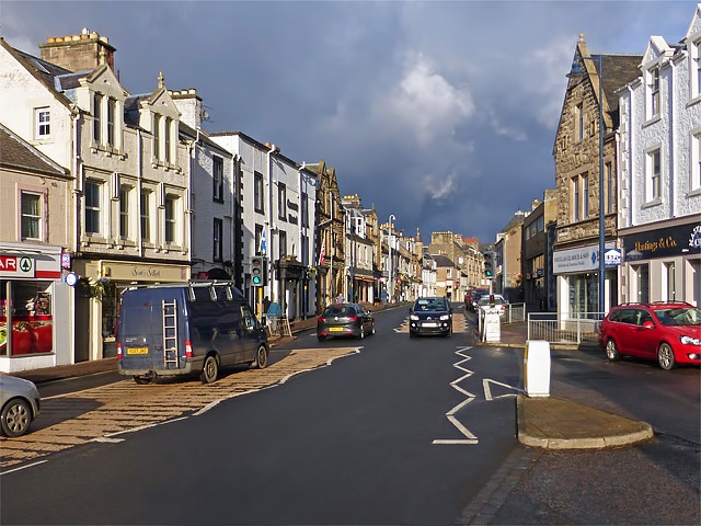 Selkirk Town Centre