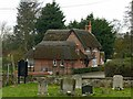 SK8237 : Old Forge tea rooms, Muston by Alan Murray-Rust