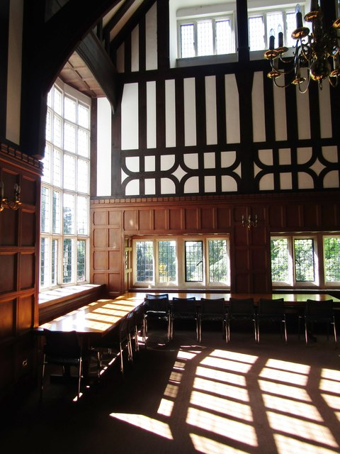 Merrist Wood - Great Hall