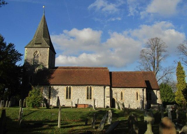 Merrow - Church