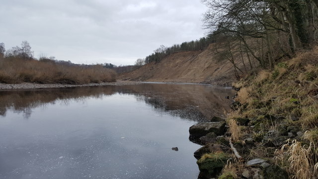 River Tyne at Farnley Banks