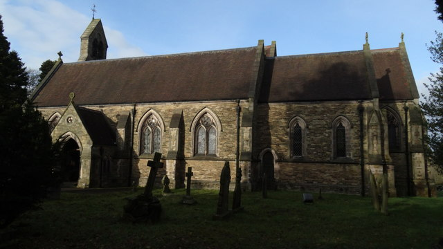 Odd Rode - All Saints Church