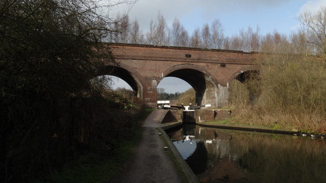 Parkhead Locks at Blowers Green, Dudley