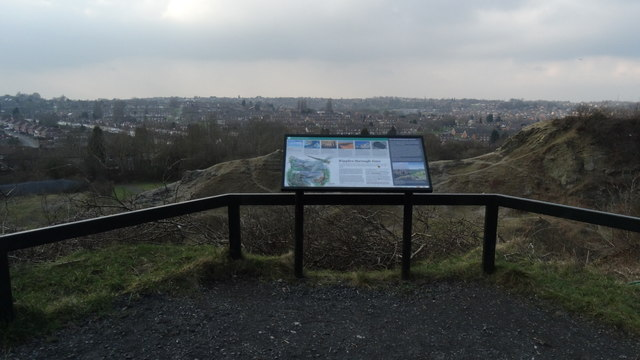 Geological Trail at Wren's Nest, Dudley