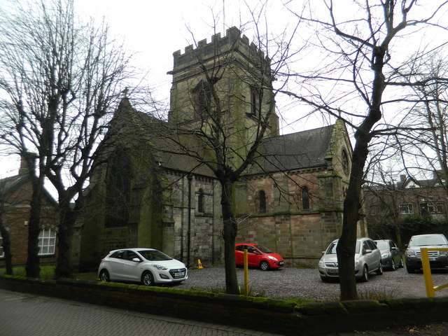 St Chad's Church, Stafford