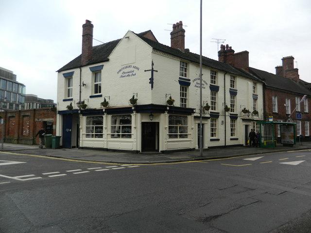 The Shrewsbury Arms, Stafford